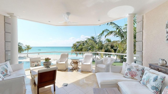 Cayman Islands Real Estate - Watercolours Beachfront Residence