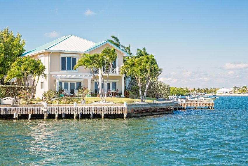 Cayman Islands Real Estate - Waterfront Real Estate